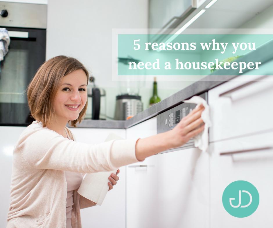 hire a housekeeper