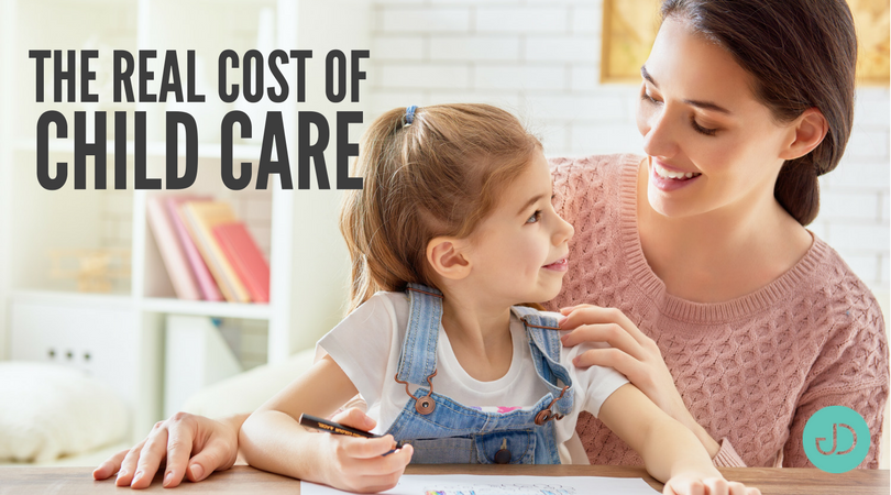 The Real Cost of Child Care