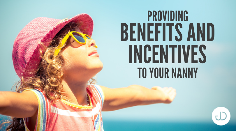 Providing Nanny Benefits